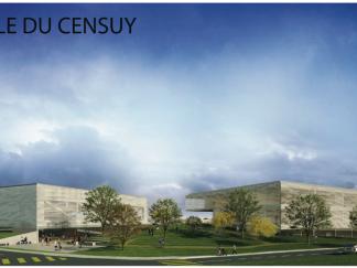 Concours / Ecole Censuy (collaboration avec Montalba architects)