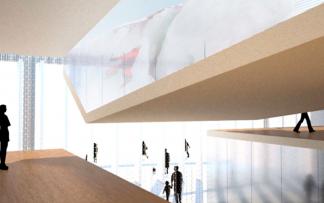 Concours / Zaragoza (collaboration avec Montalba architects – USA)