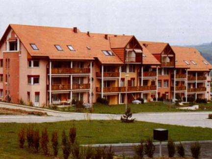 Champs de la Croix / Lucens